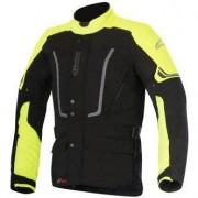 ALPINESTARS Jacket ALPINESTARS Vence Drystar Black / Yellow Fluo