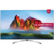 LG 65SJ810V 65'' 4K Ultra HD Smart TV Wi-Fi Zilver, Wit LED TV