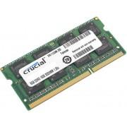 Memorija za prijenosno računalo Crucial 8 GB SO-DIMM DDR3 1600 MHz, CT102464BF160B