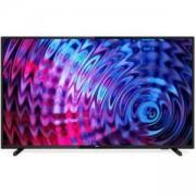 Телевизор Philips 43 инча FHD, DVB T2/C/S2, Smart, Saphi OS, Dual Core, Pixel Plus HD, 500 PPI, Черен, 43PFS5803/12
