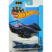Hot wheels edición de colección de BATMOBILE BATMAN THE BRAVE AND THE BOLD