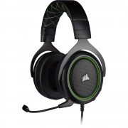 HEADPHONES, Corsair HS50 PRO STEREO, Gaming, Microphone, Green (CA-9011216-EU)