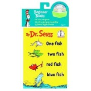 One Fish, Two Fish, Red Fish, Blue Fish Book & CD, Paperback