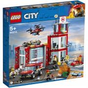 Lego City Fire: Fire Station (60215)