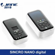 Jane vigilabebé Sincro Nano Digital recargable alcance 300 m