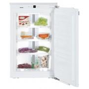 Congelator încorporabil Liebherr IGN 1664, 84 L, NoFrost, Alarmă uşă, Siguranţă copii, SuperFrost, Display, Control taste, 4 sertare, H 88 cm, Clasa A++