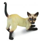 Pisica siameza - Animal figurina