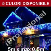 PERDEA TURTURI IPROFESIONAL, 5M X MAX 0.5M, EXTERIOR, IDEC104LFALALL