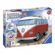 Ravensburger Ibã‰rica Ravensburger - Furgoneta Volkswagen - Puzzle 3D