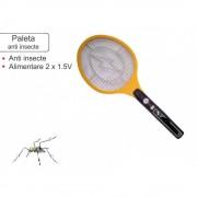 Paleta electrica anti insecte, Globiz, 190050 GLZ