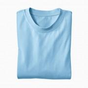 Ecologisch T-Shirt voor HEM & HAAR, bleu