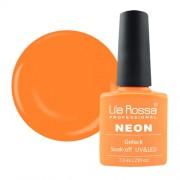 Oja semipermanenta Neon Lila Rossa Professional 7.3ml OSOLRN011