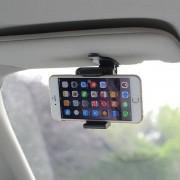 Samsung CORHART Car Sun Visor Clip Phone Holder Universal For iPhone Samsung