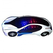DealBindaas Remote Car Two Way 3D Lights 1 Pc (Color May Vary)