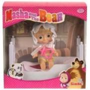 Кукла Маша - Сет за лека нощ, Simba, 040116