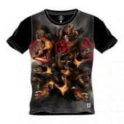 T-Shirt WTF Homme DOBERMAN