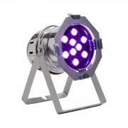 lightmaXX LED PAR 56 TRI polish 9x 3W RGB-TRI LEDs
