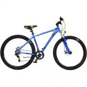 "Bicicleta ULTRA Nitro 29"" albastru/negru/galben 52 cm"