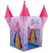 Cort de joaca pentru fetite Palatul Barbie Dreamtopia