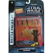 Galoob Star Wars Action Fleet / micro-machine Battle Pack # 5 Shadow Of The Empire