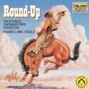 Erich Kunzel - Round Up( Western Movie T (0089408014123) (1 CD)