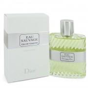 EAU SAUVAGE by Christian Dior Eau De Toilette Spray 3.4 oz