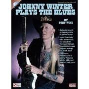 Cherry Lane Music Johnny Winter Plays the Blues