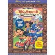 LILO & STITCHS ISLAND DVD GAME
