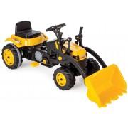 ODG Escavatore A Pedali Con Pala Attivabile Manualmente Bambini