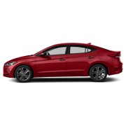 Perdele interior Hyundai Elantra Sedan 2016->