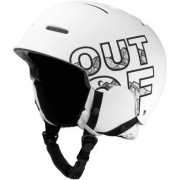 Out Of Wipeout Casque de ski/snowboard (Blanc)