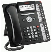 Avaya 1616-I Wired handset 4lines LCD Black IP phone
