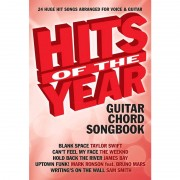 Wise Publications - Hits Of The Year 2015 voor gitaar
