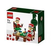 Lego (LEGO) Seasonal Little Elf Helper LEGO Little Elf Helpers ?40205?