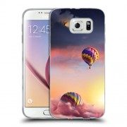 Husa Samsung Galaxy S7 Edge G935 Silicon Gel Tpu Model Air Balloons