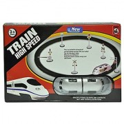 Vini Toys High Speed Train with Round Track Battery operated Train