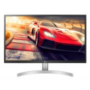 "Monitor IPS, LG 27"", 27UL500-W, LED, 5ms, 1000:1, HDMI/DP, UHD 4K"