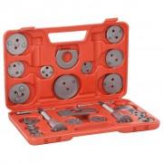 vidaXL Brake Caliper Piston Rewind Tool Kit
