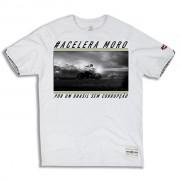 Camiseta Acelera Moro Branco