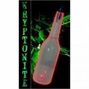 Kryptonite flair üveg átlátszó világítós 0,7L