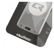 Qoltec Szkło ochronne hartowane PREMIUM Qoltec do Samsung S6 edge Pełne