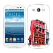Husa Samsung Galaxy S3 i9300 i9301 S3 Neo Silicon Gel Tpu Model Old Town Bar