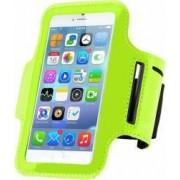 Husa de brat Serioux pentru smartphone 8x14cm Verde lime