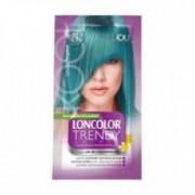 Vopsea de par semipermanenta Loncolor Trendy Colors T9 Turcoaz Progresiv