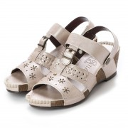 【SALE 50%OFF】ウイルソンリー WILSON LEE 婦人靴 (ベージュ) レディース