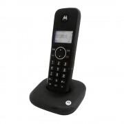 Motorola Set Teléfonos Inalámbricos Motorola Digital Moto500id-2 Negro 1 pza