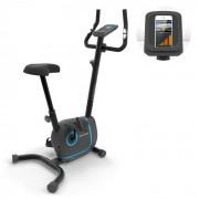 Klarfit Myon Cycle Vélo d'appartement Volant d'inertie 12 kg SmartCardio Studio