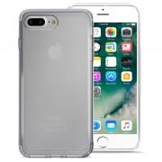 Capa Puro 03 Nude para iPhone 7 Plus / iPhone 8 Plus - Transparente