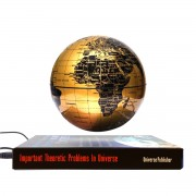 Atlas of Levitation Extra Large 14 cm diametru Glob Pamantesc Desk