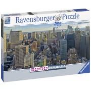 PUZZLE VEDERE NEW YORK, 2000 PIESE - RAVENSBURGER (RVSPA16708)